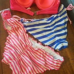 Victoria's Secret Swim - HP! 🎉VS patriotic bikini set